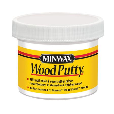 Minwax White Wood Putty 3.75 oz.