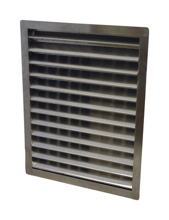 Air Vent Aluminum Gable Vent Type Gable Vent