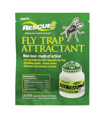 Rescue Powder Fly Trap .51 oz.