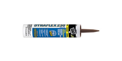 DAP Dynaflex 230 Silicone Sealant Brown 10.1 oz.