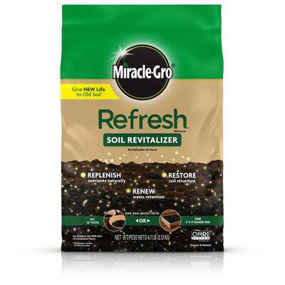 Miracle-Gro Refresh Soil Revitalizer 4.7 lb.