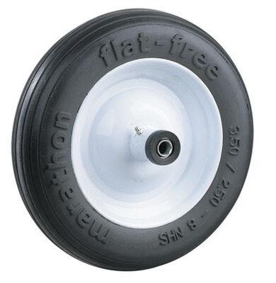 Marathon Wheelbarrow Tire 13.3 in. Dia. 300 lb.