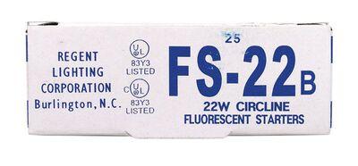 Regent 22 watts Fluorescent Starter