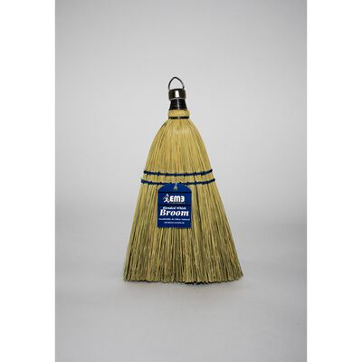 Elite Whisk Broom 8 in. W