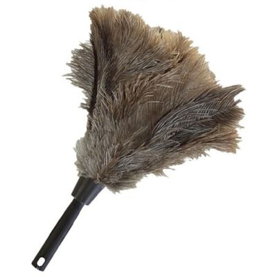 Unger Ostrich Feather Duster 20 in. L 1 pk