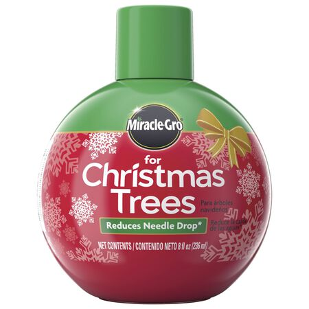 Miracle-Gro Plant Food For Christmas Trees 8 oz.