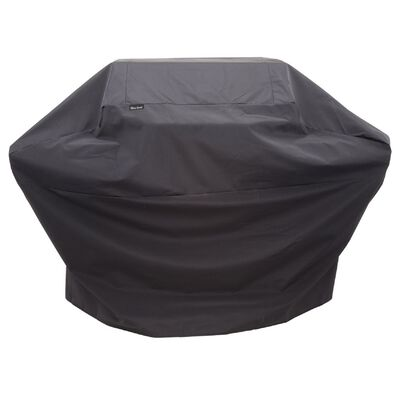Char-Broil Black Grill Cover 62 in. W x 24 in. D x 42 in. H For Performance 3-4 Burner