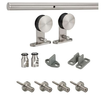 National Sliding Door Track Kit