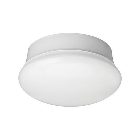 ETi Color Preference 3.5 in. H x 7 in. W White LED Ceiling Spin Light