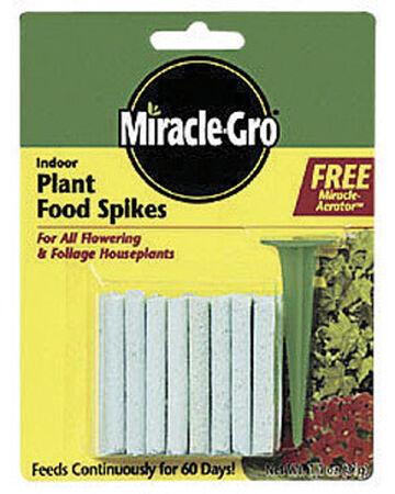Miracle-Gro Indoor Plant Food For Houseplants 1.1 oz.