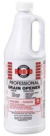 Rooto Professional Liquid Drain Opener 32 oz.