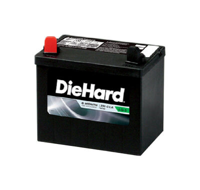 DieHard Lawn and Garden Battery 230 amps