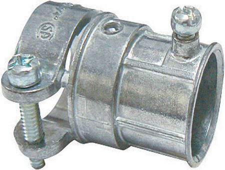 Sigma 1/2 in. Dia. Zinc Electrical Conduit Coupling EMT