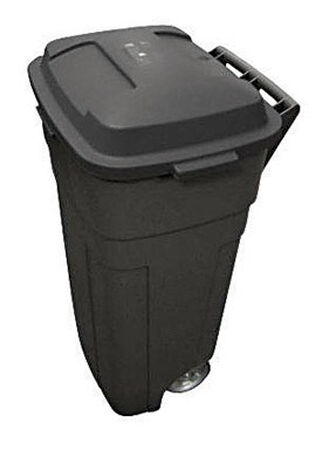 Rubbermaid Roughneck 34 gal. Plastic Garbage Can