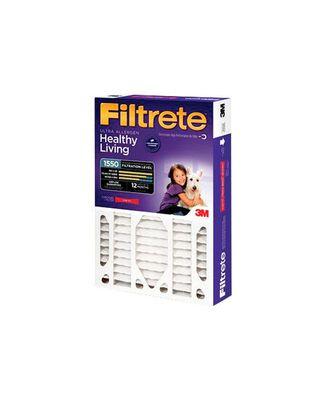 Filtrete Healthy Living 20 in. L x 25 in. W x 5 in. D Synthetic Allergen Air Filter