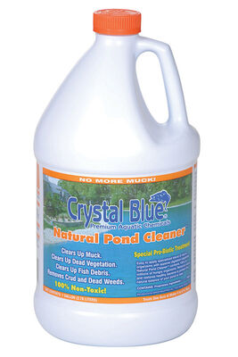 Crystal Blue Barley Pond Cleaner