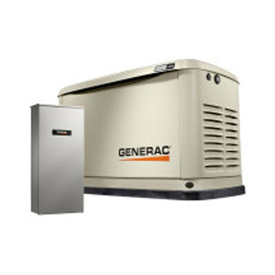 Generac Guardian 16 kilowatt Generator with Wi-Fi