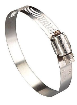 Ideal Tridon 7/16 in. to 1 in. Stainless Steel Hose Clamp