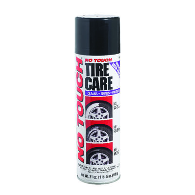 No Touch 21 oz. Aerosol Can Tire Cleaner