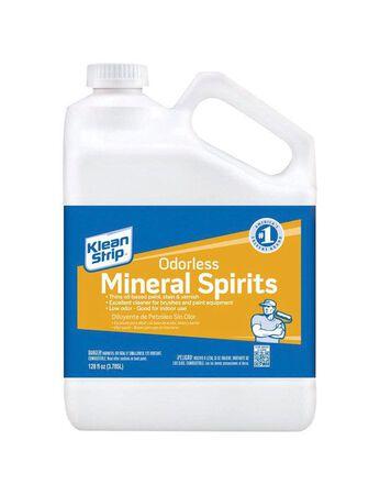 Klean Strip Odorless Mineral Spirits 128 oz.