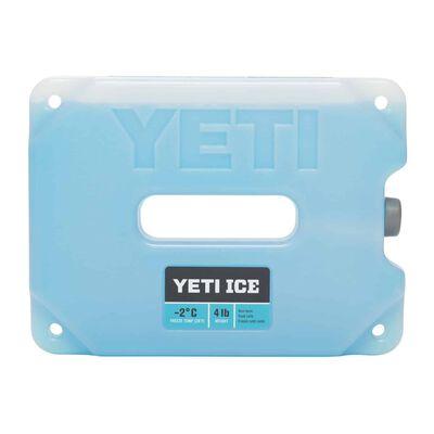 YETI Ice Gel Pack 4 lb. Blue 1 pk