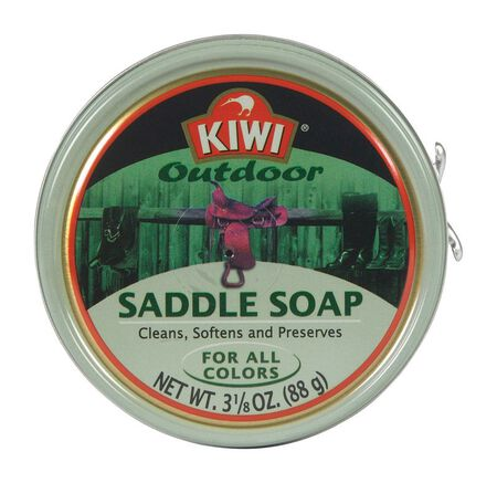 Kiwi Saddle Soap 3.1 oz.