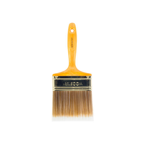 Wooster Softip 4 in. W Flat Paint Brush