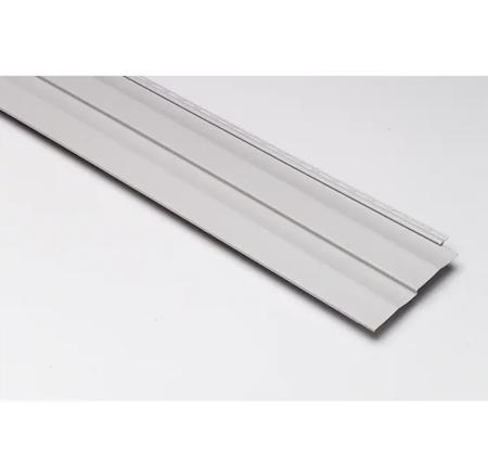 "Georgia-Pacific Vision Pro Vinyl Siding Panel Double 5 Dutch Lap Clay 10"" x 144"""