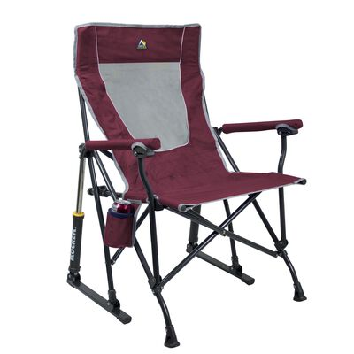 GCI Outdoor RoadTrip Rocker Chair - Cinnamon