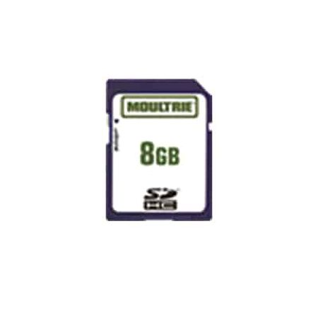 8 GB SD Cards