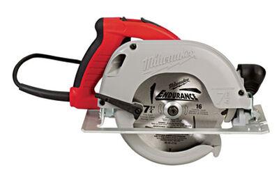 Milwaukee TILT-LOK 120 volts 7-1/4 in. Dia. Circular Saw 15 amps 5 800 rpm