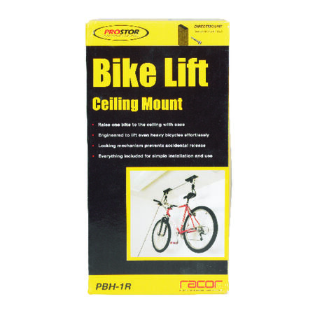 Racor Prostor Bike Lift 3-1/2 in. L x 10 in. H x 5 in. W