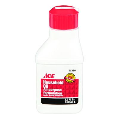 Ace Household Oil 3.2 oz.