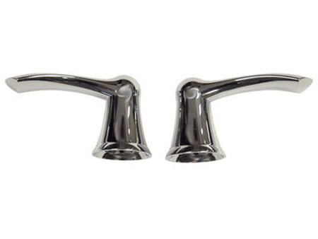 Ace OEM Chrome Hot and Cold Faucet Handles