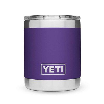 YETI Rambler 10 oz. Lowball Insulated Tumbler Peak Purple