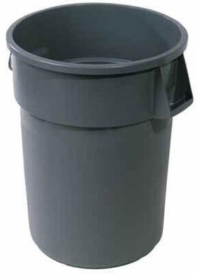 Rubbermaid BRUTE 44 gal. Plastic Garbage Can
