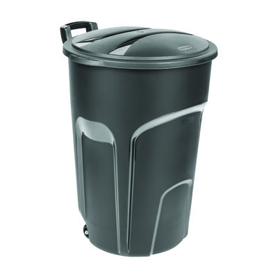 Ace Rubbermaid Roughneck 32 gal. Resin Refuse Can