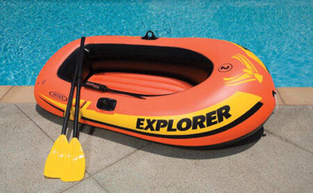 Intex Assorted Vinyl Boat
