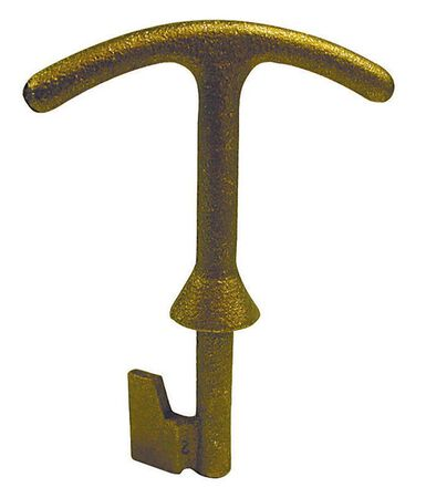 B & K Water Meter Lid Key