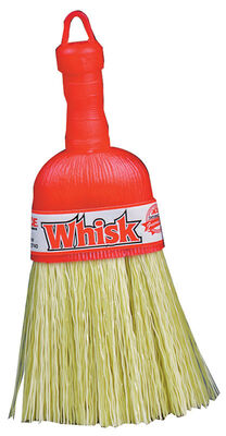 Ace Whisk Broom 4 in. W