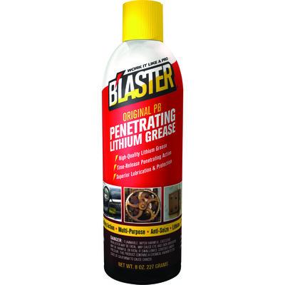 Blaster Original PB Lithium Grease 8 oz. Aerosol Can