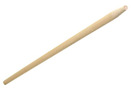 Contek Squeegee-Brush Handle Wood 1-1/8 in. x 54 in. Large