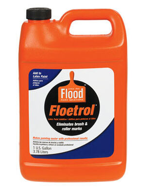 Flood Floetrol Latex Paint Additive Clear 1 gal.