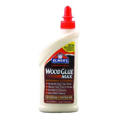 Elmer's Carpenter's Wood Glue Max Beige Wood Glue 8 oz.