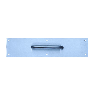 Tell 3.5 in. W x 15 in. L Satin Pull Plate