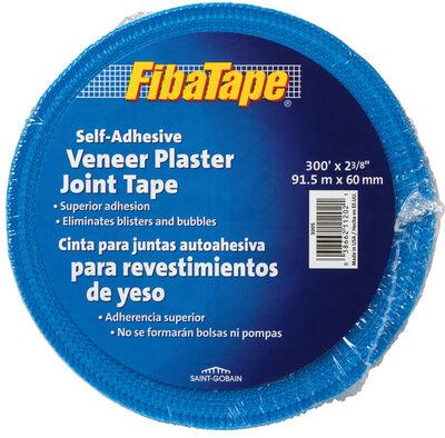 FibaTape Veneer Plaster Joint Tape Fiberglass Mesh Self Adhesive 2-3/8 in. W x 300 ft. L
