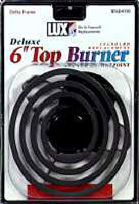 Lux Replacement Top Burner 6 in.