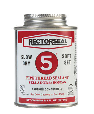 Rectorseal 8 oz. Pipe Thread Sealant