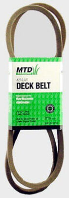 MTD Deck Drive Belt 5/8 in. W x 74 in. L For Riding Mowers