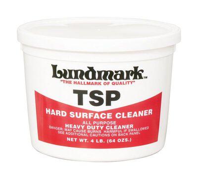 Lundmark TSP Hard Surface Cleaner 4 lb.